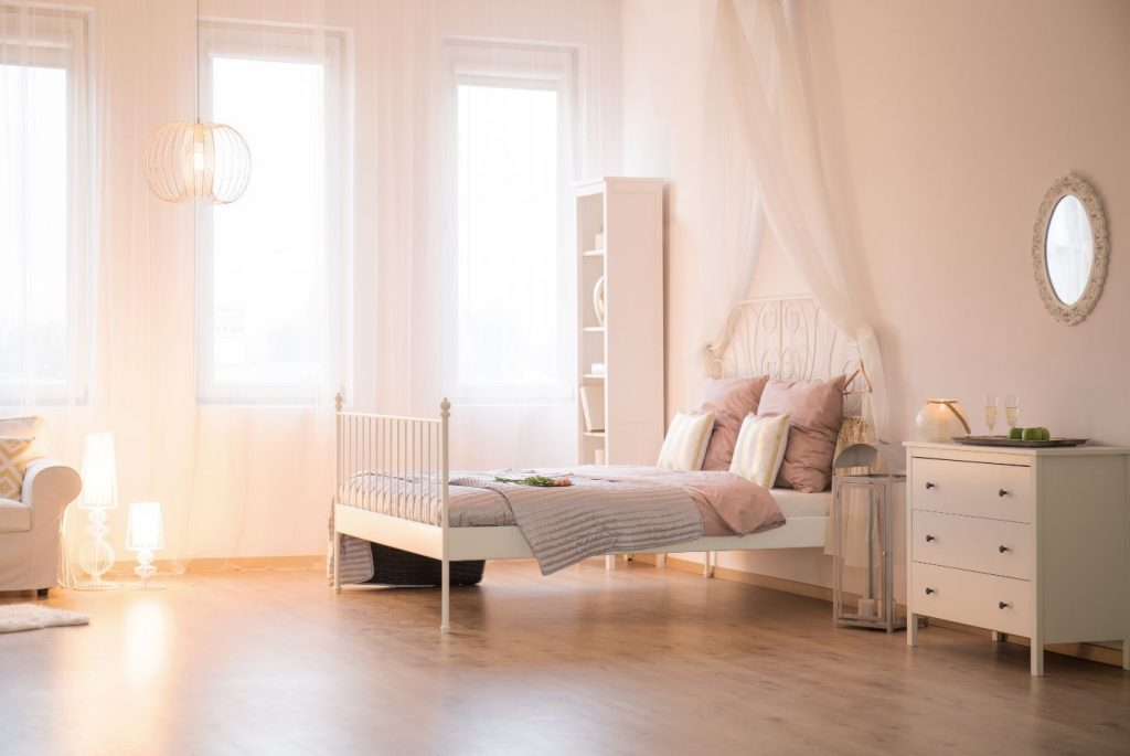 finsta bedroom