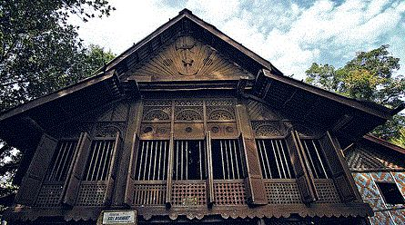 traditional malaysian home