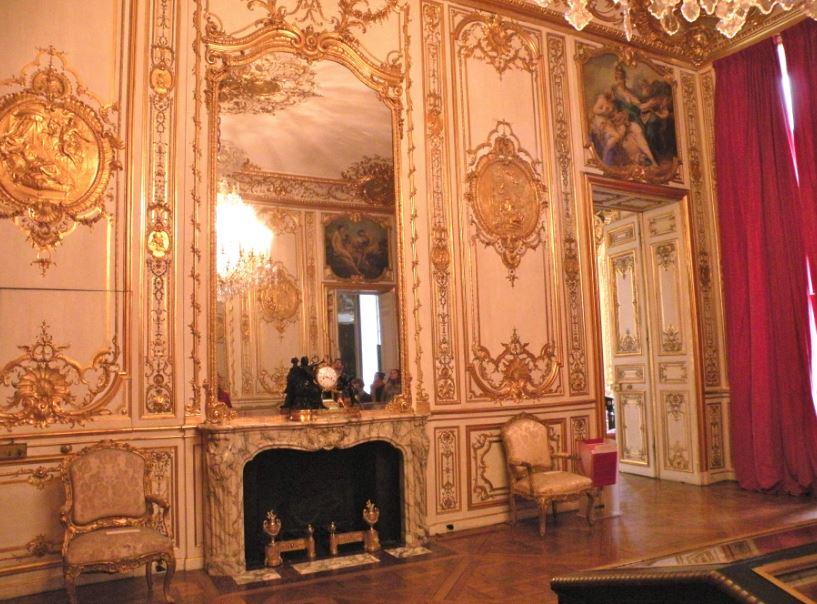 French Rococo Interior Design