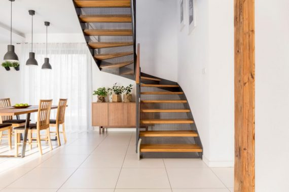 staircase apartment